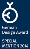Logo German Design Award 2014