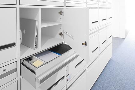 flexible arbeitsplatzgestaltung im büro - moboxo gmbh - Buro Zukunft Trends Modernen Arbeitsplatz